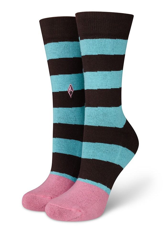Skarpetki damskie w paski Monica VA Socks