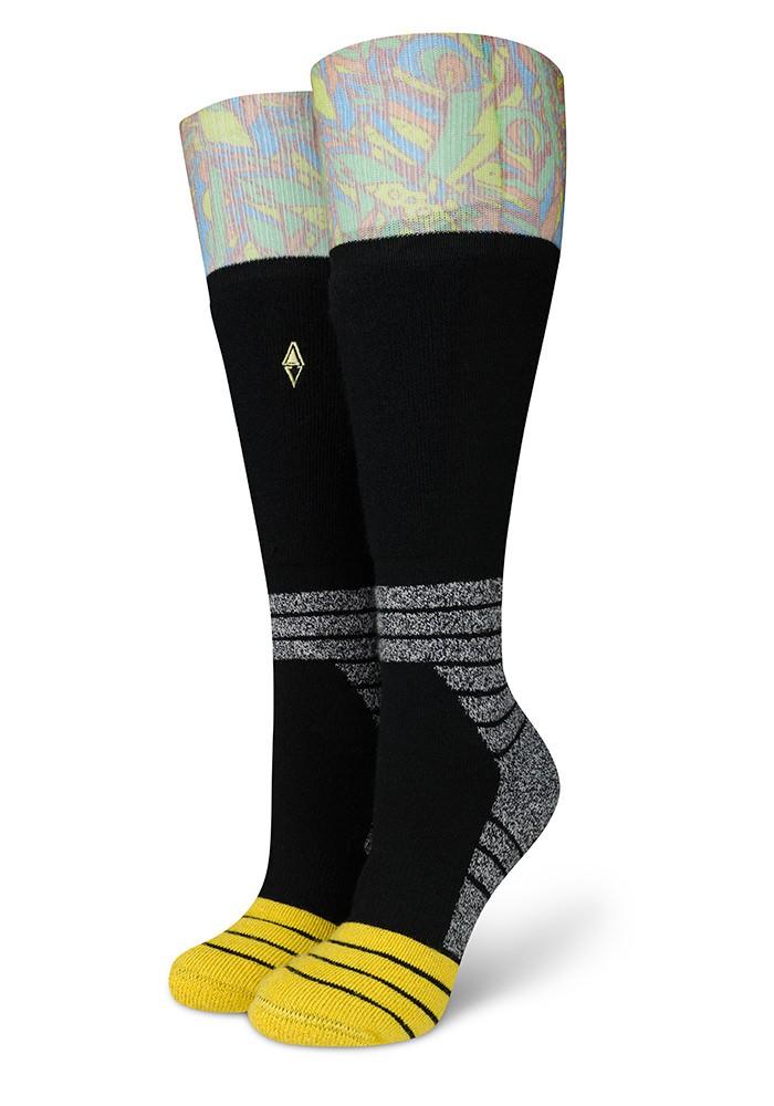 Skarpety damskie na narty i snowboard Orenda VA Socks