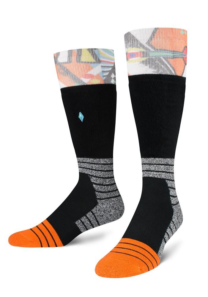 Skarpety męskie na narty i snowboard Ronin VA Socks