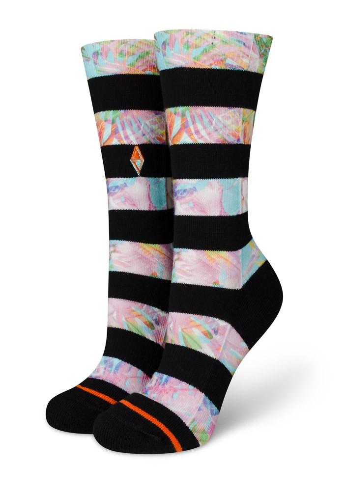 Skarpetki damskie w paski Sniqa VA Socks
