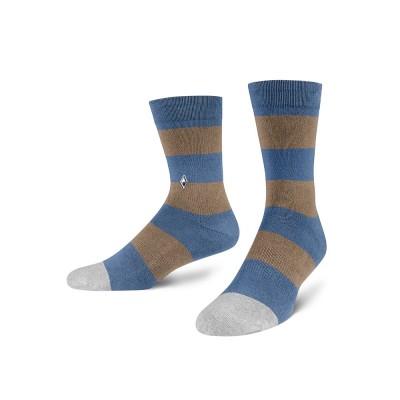 Skarpety męskie w paski Uges VA Socks