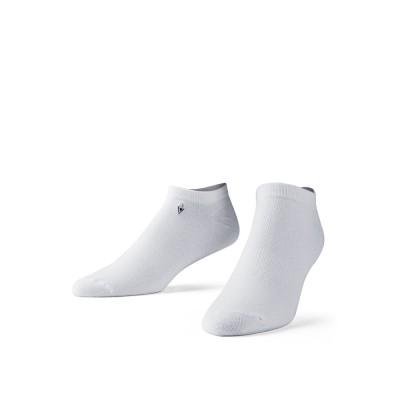 Stopki męskie White Short VA Socks