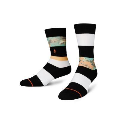 Skarpety męskie w paski Rua VA Socks