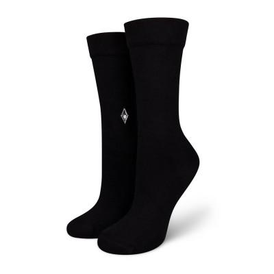 Skarpetki damskie Plain Black VA Socks