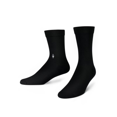 Skarpety męskie Plain Black VA Socks