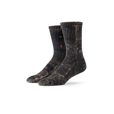 Czarne skarpetki dziecięce bawełniane Gloom 2 VA Socks