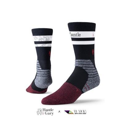 VA Socks skareptki do koszykówki Hantle i Gary