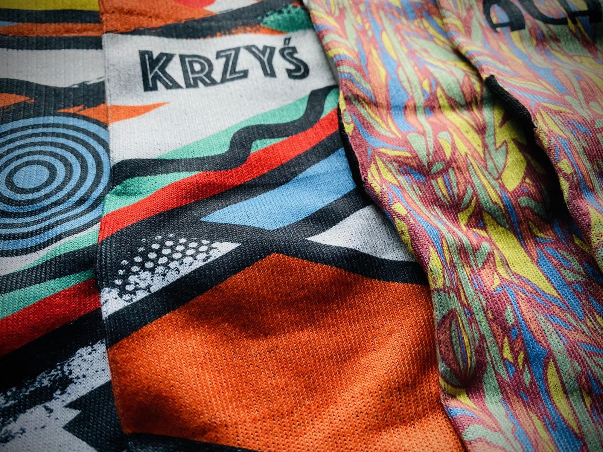 Personalizowane skarpety – oryginalny prezent.