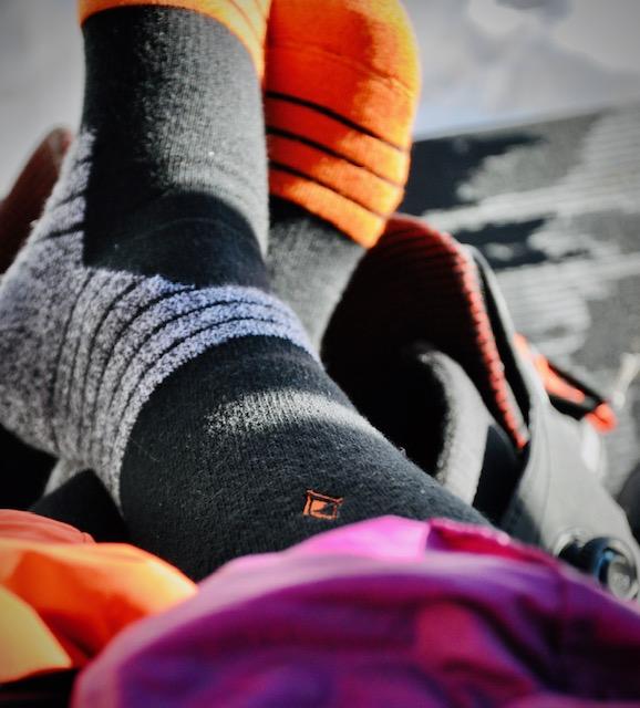 Skarpety męskie termoaktywne VA Socks